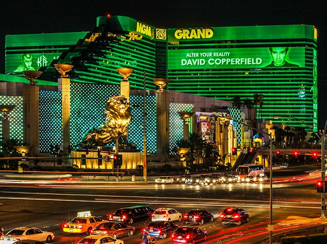 Mgm grand casino in las vegas has been robbed cowlitz casino